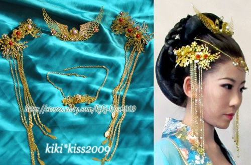 #chinese #hair #accessories - #jewelry | Luca Lashes in ...