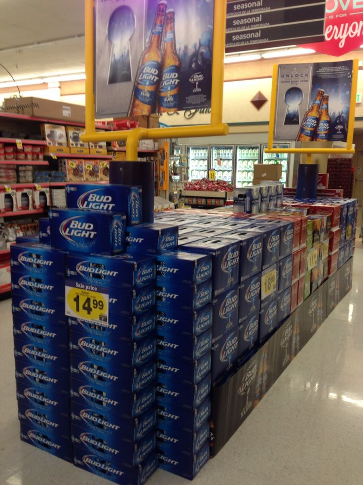 How Much Alcohol Beer Bud Light