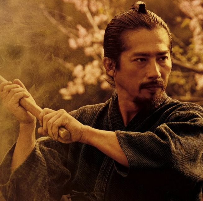 Hiroyuki Sanada - Ujio - The Last Samurai   Hiroyuki ...