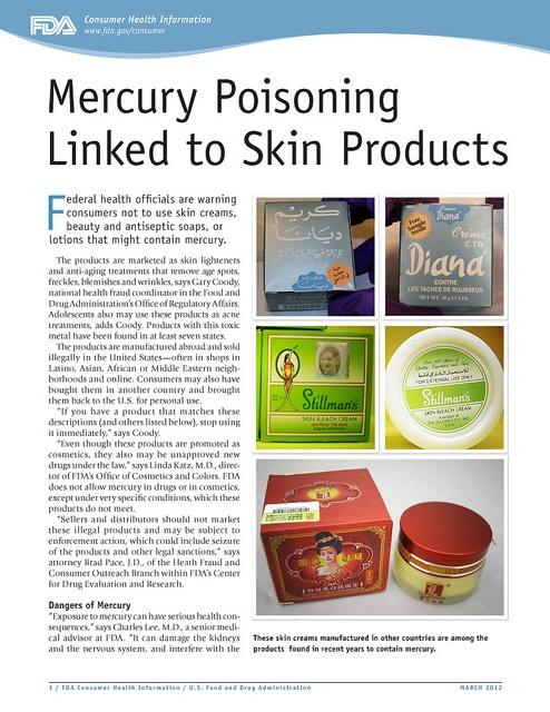 Mercury Poisoning Light Bulbs Hoax