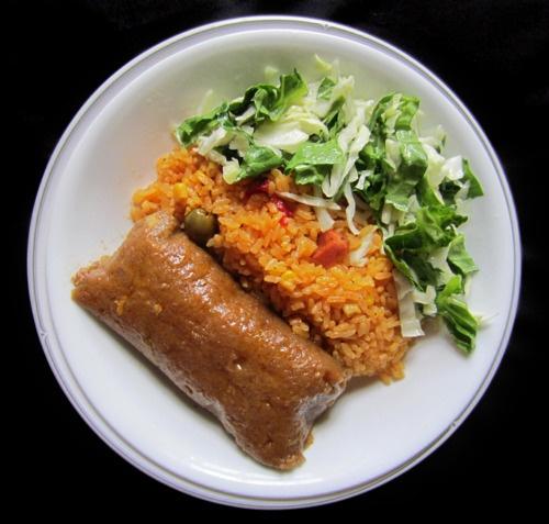 Almuerzo En Puerto Rico