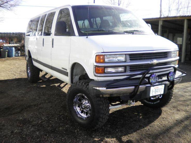 Boulder Offroad 4x4 Van Conversion