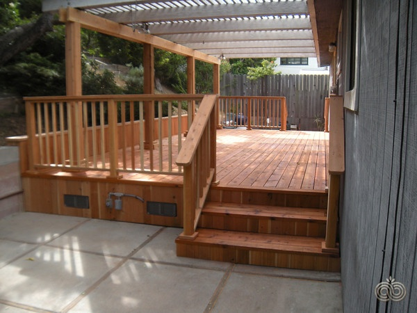 Living Garden Fence