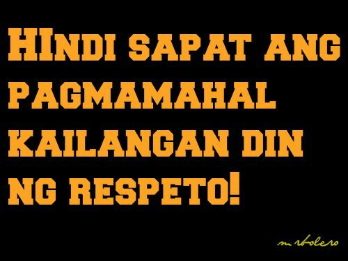 Broken Tagalog Heart Qoutes