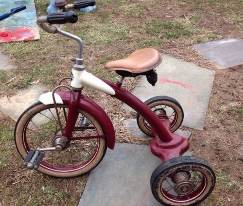 Sale Vintage Tricycles