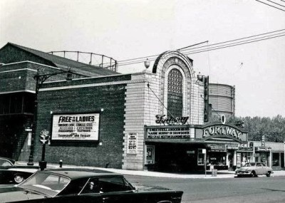 Fortway movie theater on Fort Hamilton Parkway | Vintage ...