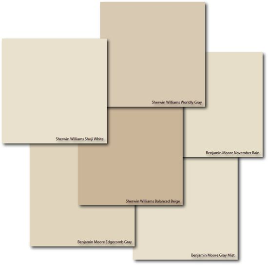 Best Beige Paint Color Living Room