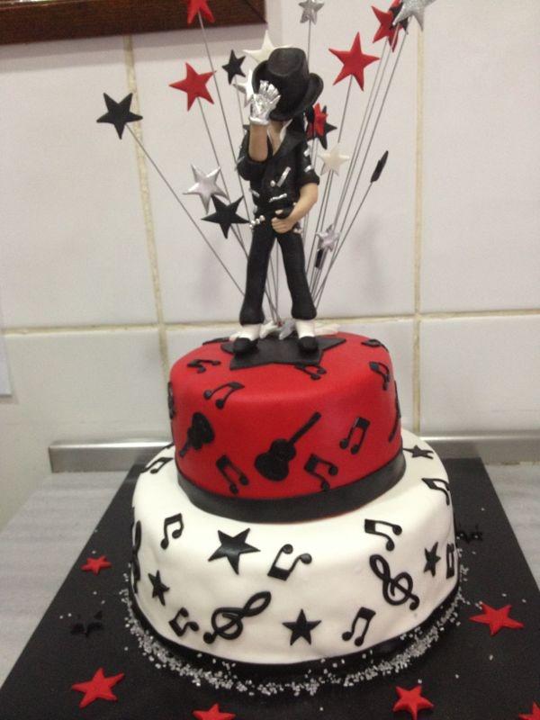 Tate Birthday Cake Minus Mj Kids And Students