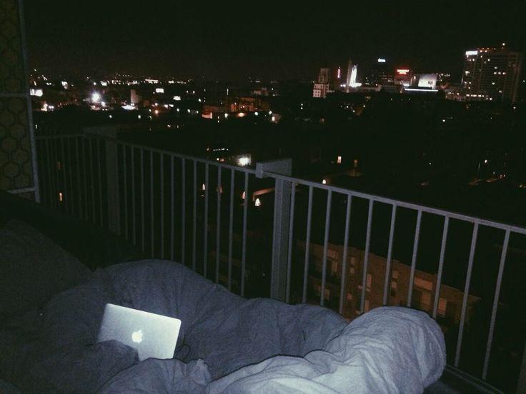 Night Aesthetic Bedroom