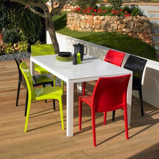Plastic Garden Furniture Uk