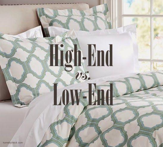 High End Catalogs Home Decor