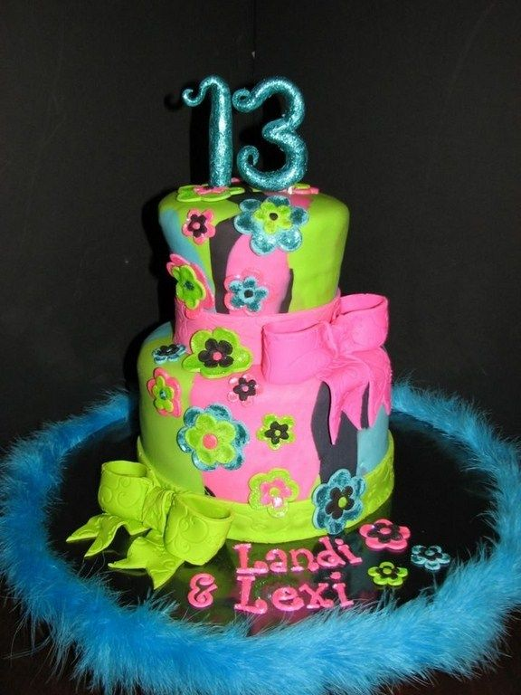 27 Best Images About Birthday Ideas On Pinterest 13th