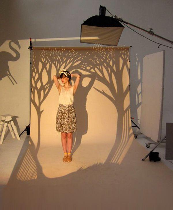 One Light Portrait Ideas