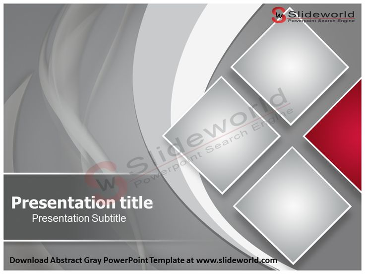 Powerpoint Template Design Tips