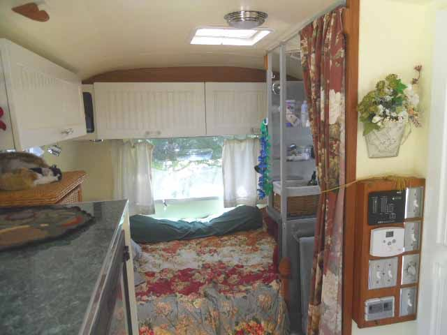 Airstream Curtains Or Shades