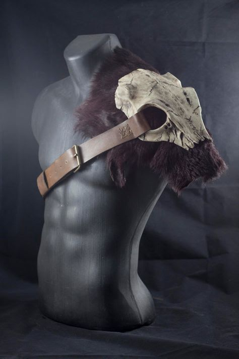 Tribal Post Apocalyptic Armor