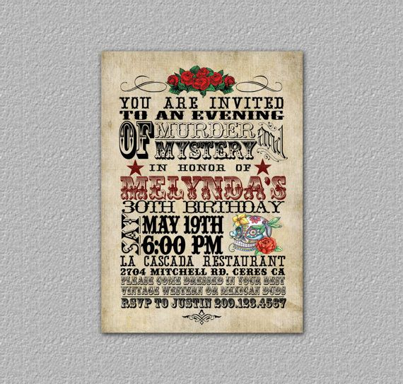 Cheap Birthday Invitation Printing