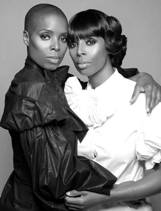 Sister Twin Tasha Smith
