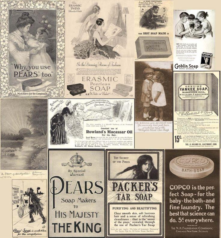 Vintage Bathroom Pears Printable