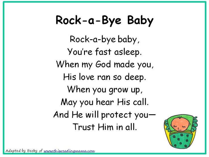 religious christmas poems for preschoolers - Religious Christmas Poems