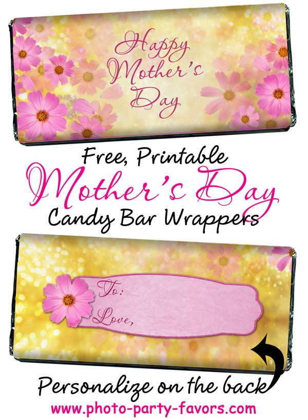 Wrapper Bar Candy Candy Wrapper Bar
