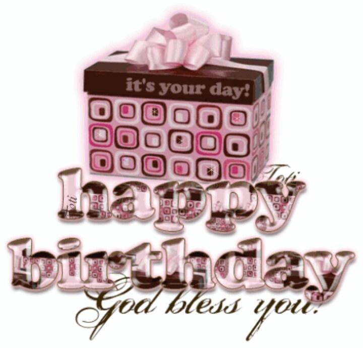 Art Wishes You Birthday Clip Sending