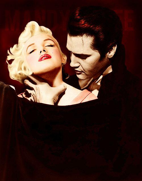 Marilyn Monroe Tattoos Poster