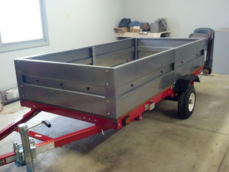 Harbor Freight Duty Trailer