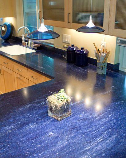 Kitchen White Cabinets Grey Countertops