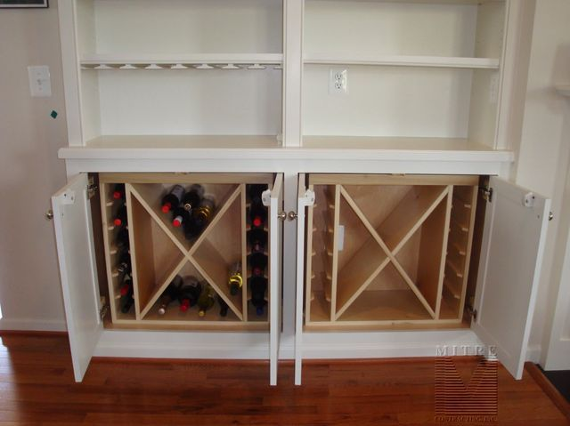 Cabinet Wine Rack Insert Woodworking Projects Amp Plans