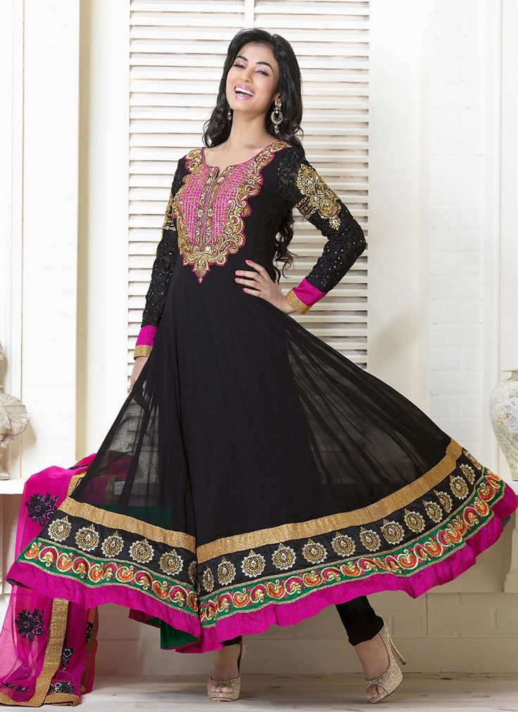 Long Anarkoli Indian Dresses Online