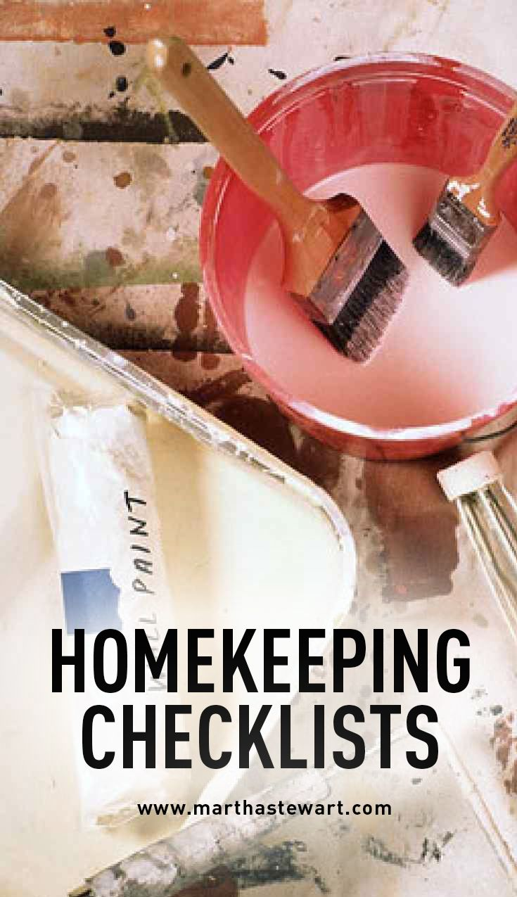 Martha Stewart Homekeeping