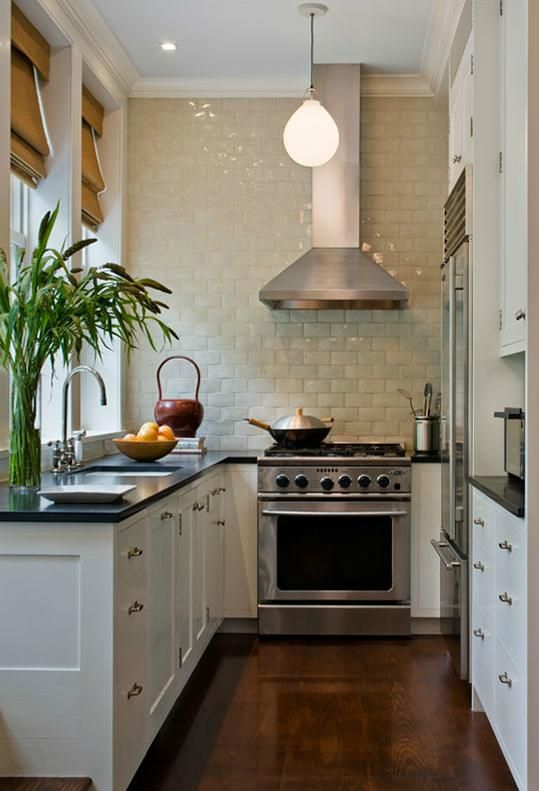 Small Long Kitchen Ideas
