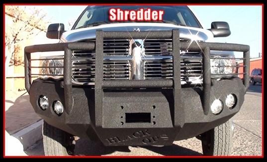 2015 Ram Dodge Guard Brush