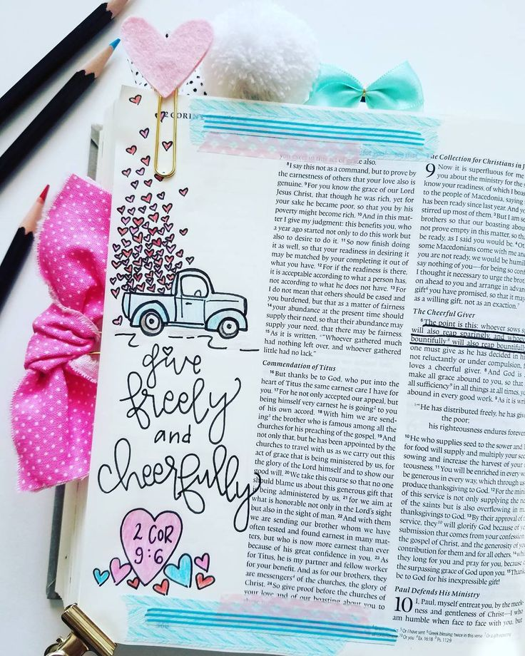 Bible Quotes About Journal