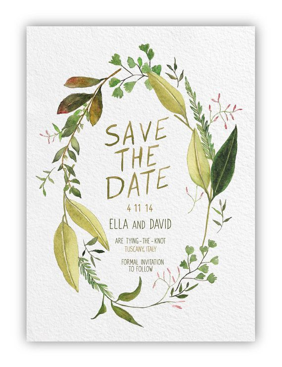 Best Save Date Invitations