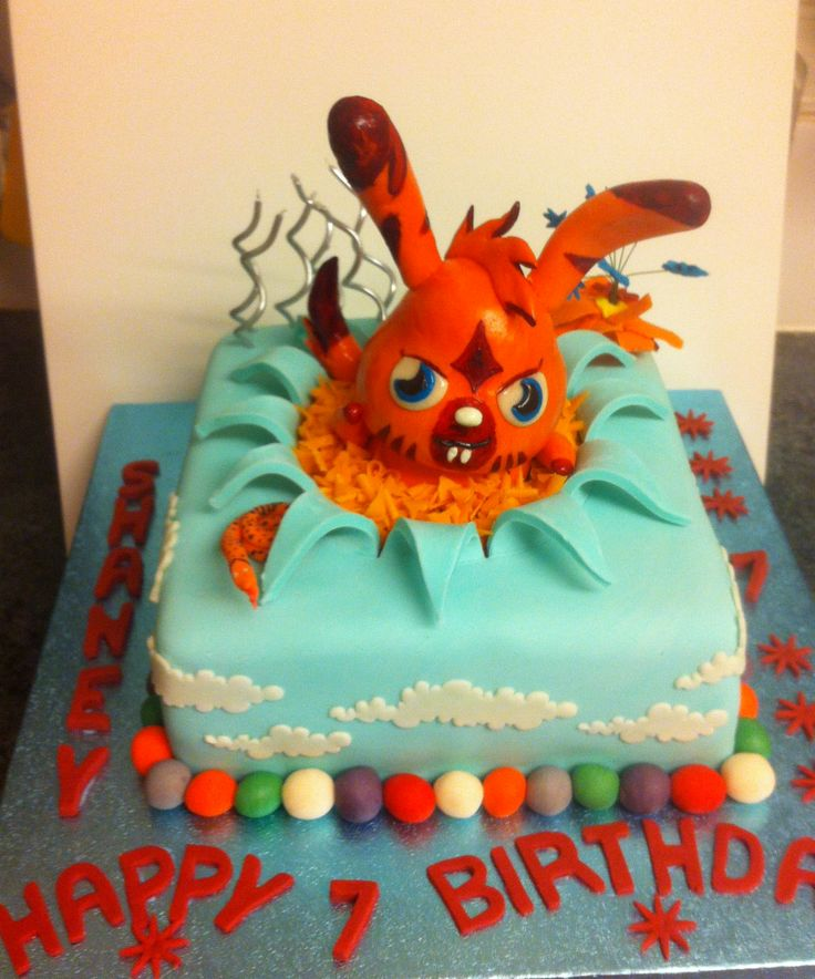 Pokemon Boy S Birthday Cake Horizon Cakes Gallery