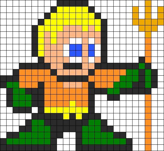 Pixel Blueprint Minecraft Art Maker