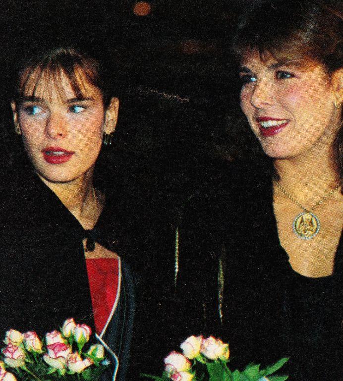 Princess Stephanie Monaco Aging