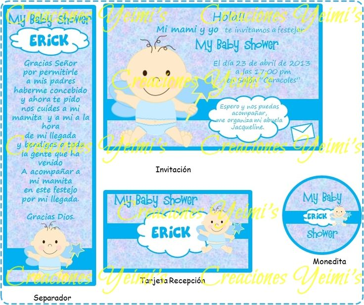 Baby Shower Imprimir Juegos Gratis De
