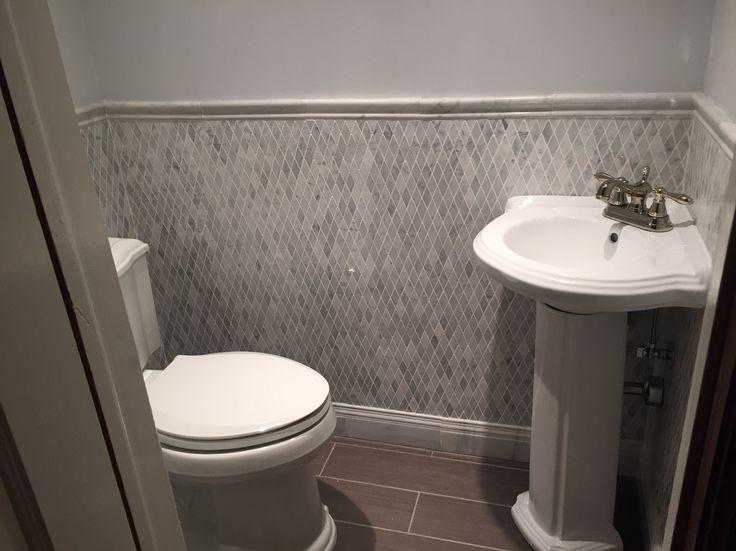 Powder Room Benjamin Moore Marilyn S Dress Bathroom