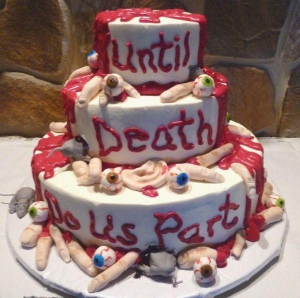 Cake Themed Star Wars Groom