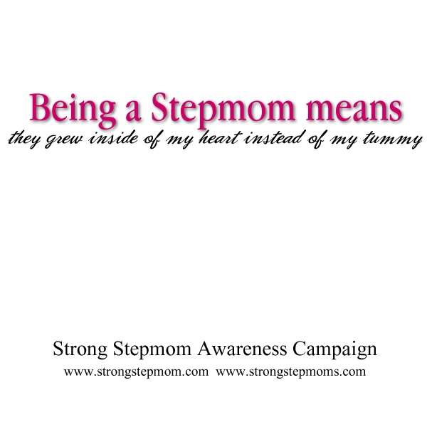 Loving Stepmother Quotes