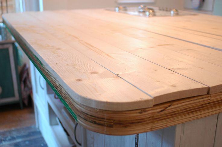 Design Your Own Kitchen Worktop