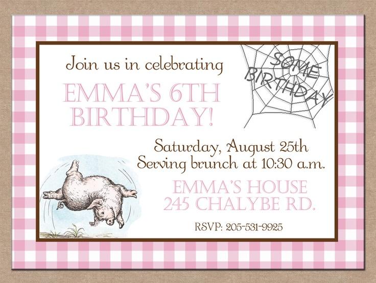Custom Invitations Charlotte Nc