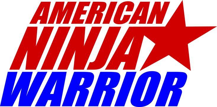 American Ninja Warrior Clip Art