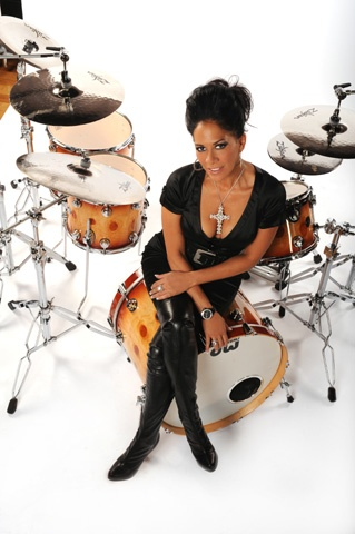 200 best images about Women Drummers on Pinterest ...