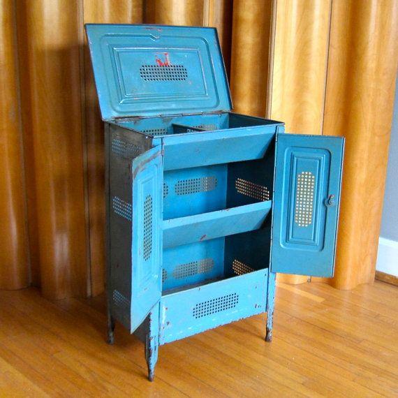 Vegetable Crates Storage