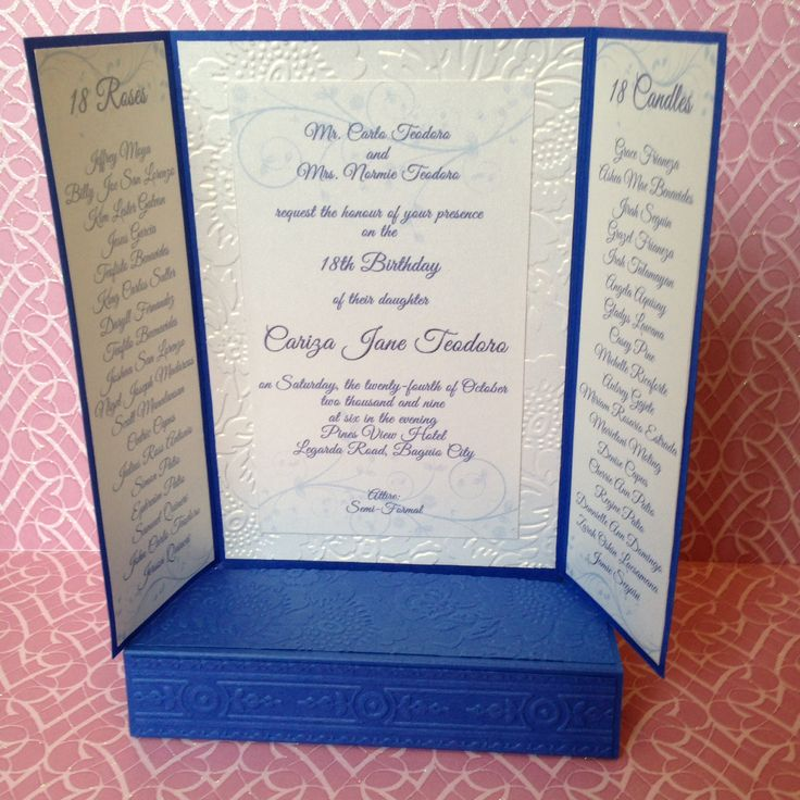 Cheap Debut Invitations Philippines