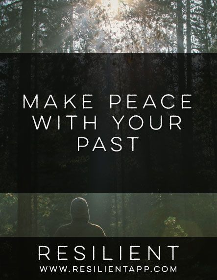 Make Peace Your Past Quotes